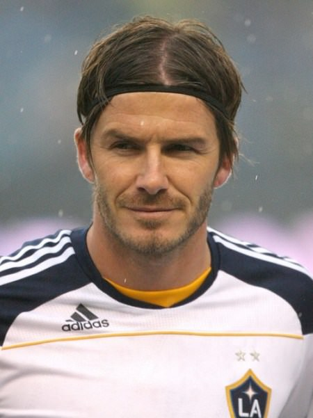 Headbands In Men's Hairstyles man with the millon faces