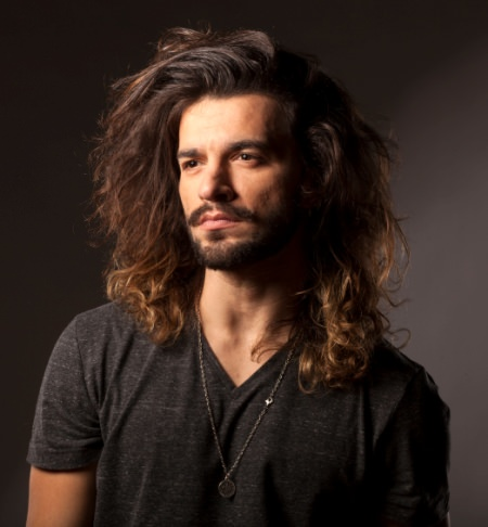 Lion's Mane Ideas for Curly Hair