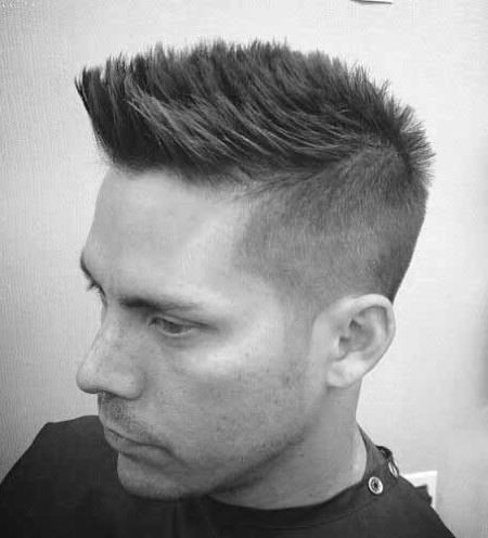 Mohawk haircut Cool Men Hair Looks