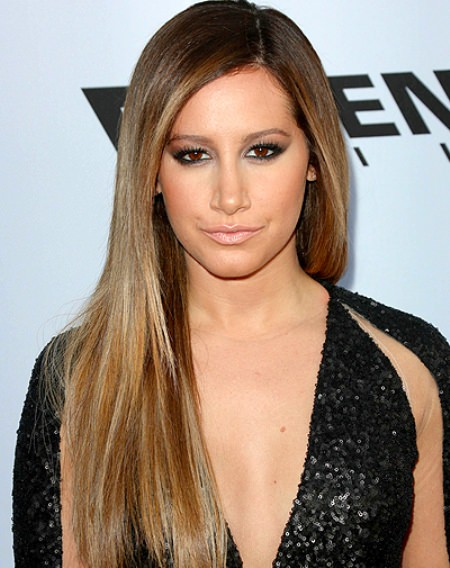 Straight and chic long haircuts for women