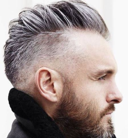 The side swept undercut Cool Men Hair Looks