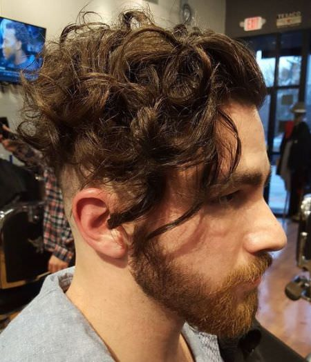Wild Rock 'n' Roller ideas for curly hair