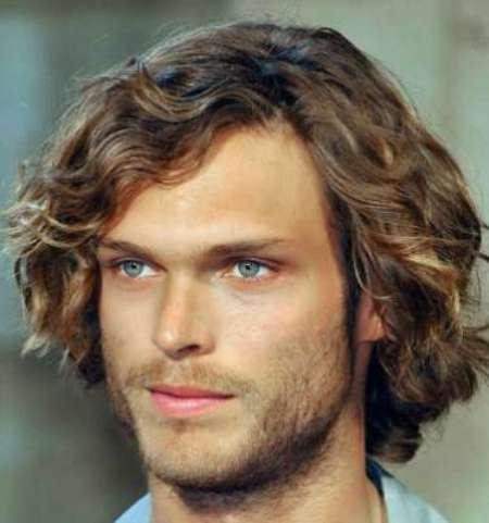 Windswept waves Ideas for Curly Hair