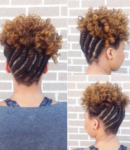 braided updo hairstyles with curls for short hair black braided hairstyles