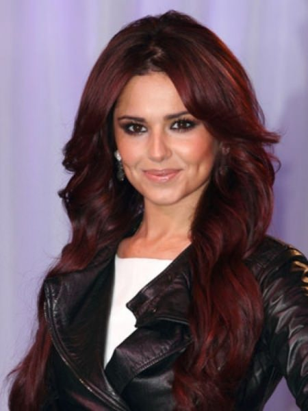 cherry brown shades of red hair for women