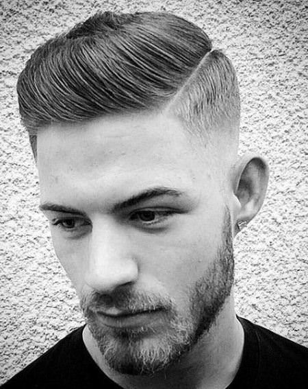 classic combover for balding men hairstyles for balding men