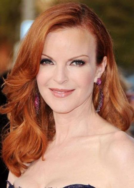 classic red shades of red hair for women