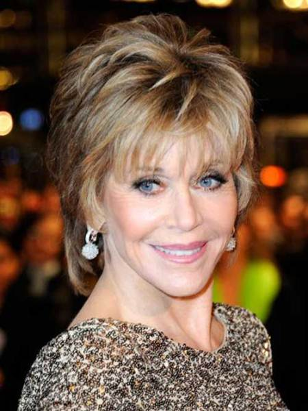 classic shag haircuts for women over 70