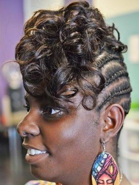 curly updo for tree braid tree braids hairstyles