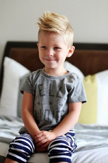 elevated top baby boy haircuts