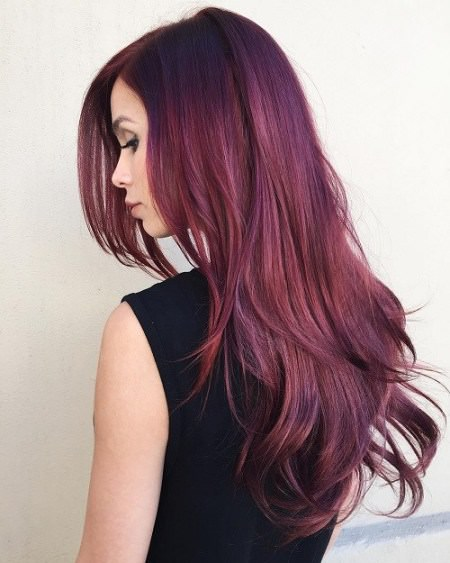 enhance your straight hair game Long Straight Hairstyles and Haircuts