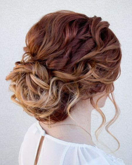 goreous waved updo for long hair updos for long hair