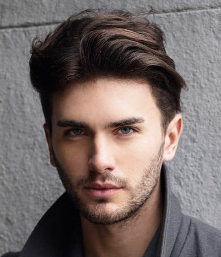 hairstyles for wavy hair hairstyles for men