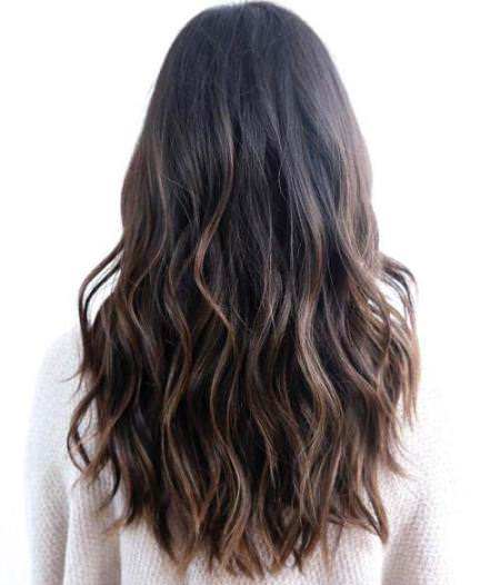long hair with subtle layers long haircuts for women