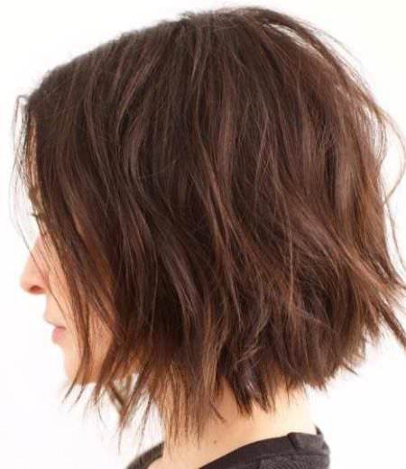 medium choppy bob choppy bob hairstyles