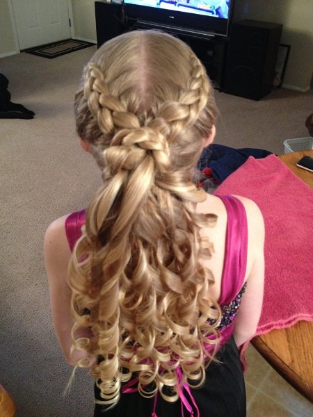 meeting in the middle french braid hairstyles