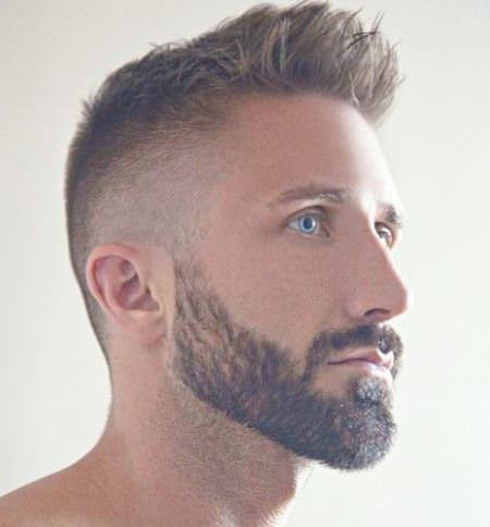 modern mens hairstyle Cool Men Hair Looks