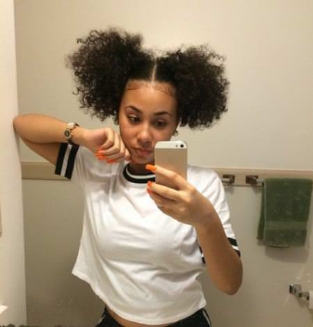 pigtails for natural hair cool solutions for black coils
