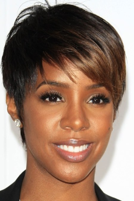 pixie hairstyle with bang Black Hairstyles with Bangs