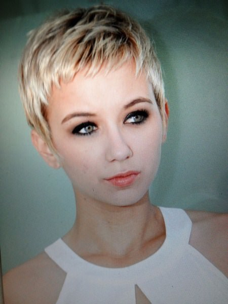 pixie with short layers short haircuts for girls