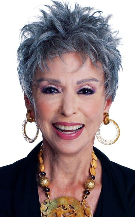 spiked pixie haircuts for women over 60