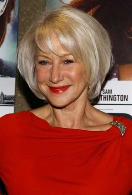 stacked bob haircuts for women over 70