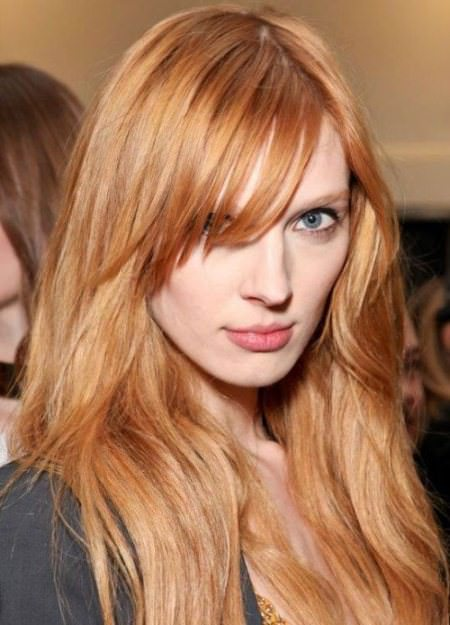strawberry blonde mind-bloing ideas to bright up your life