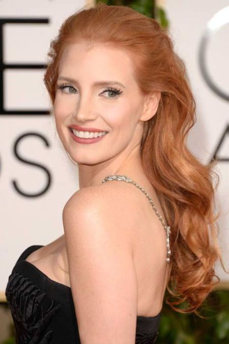 strawberry blonde shades of red hair for women
