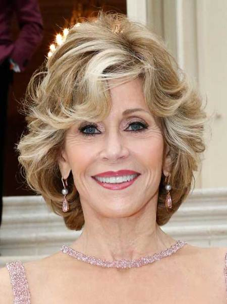 wavy haircuts for women over 70