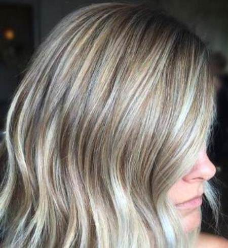 clob with sweeping bangs blonde bobs for women