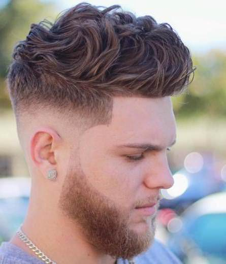Clean trendy hairstyles and haircuts for men