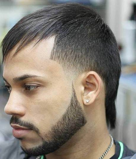 Cool textured bangs hairstyles and haircuts for men