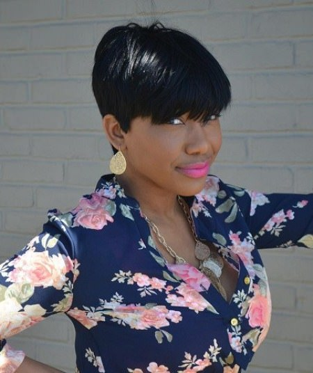 Straight to the point weave hairstyles for black women
