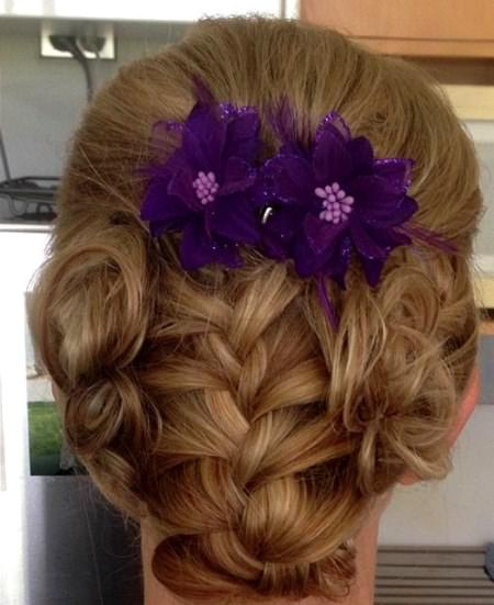 Tripple treat updos for women over 40