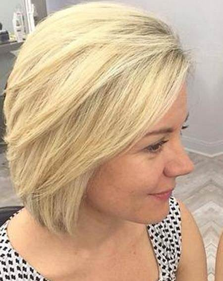 causal mid length medium bob hairstyles