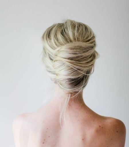 classic french twist updos for women