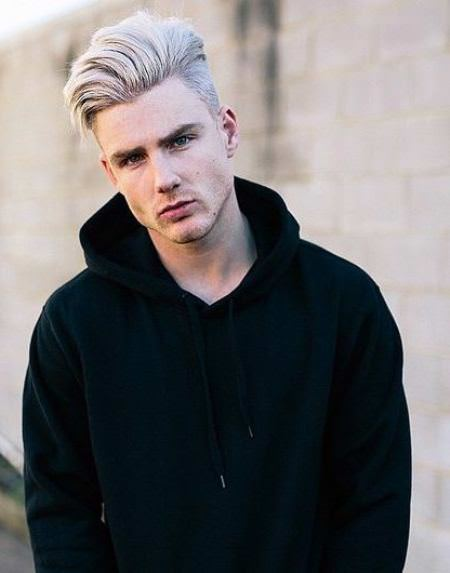 dyed hairstyles and haircuts for men