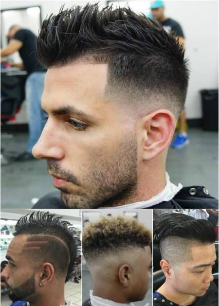mohawk haircut hairstyles and haircuts for men