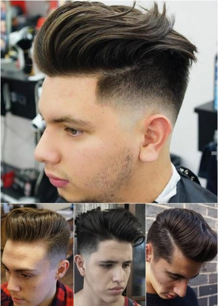pompadour haircut hairstyles and haircuts for men