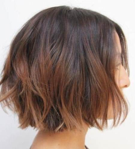 short hair with brown balayage balayage short hair looks