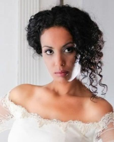 wedding hairstyles for curly hair wedding curly hairstyles