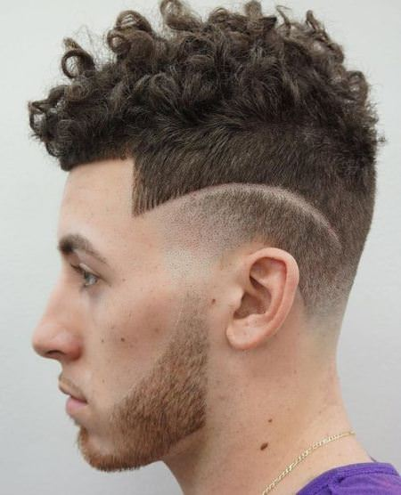 Growing curly hair curly hairstyles for men