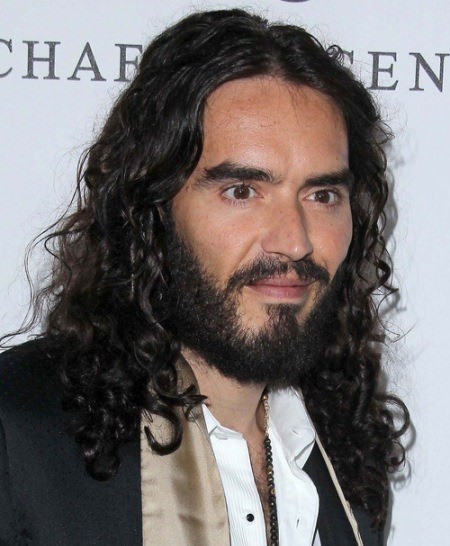 Long hair with curly hair curly hairstyles for men