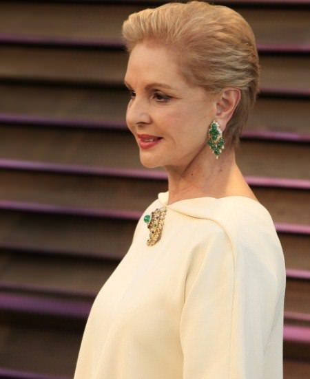 Stylish and elegance hairstyles and haircuts for women over 70