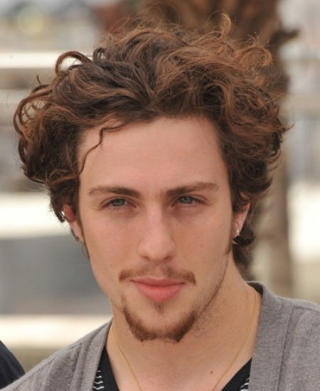 Tapered medium cut hairstyles curly hairstyles for men