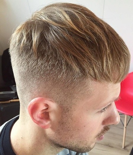 Thin hair hipster hairstyles for men with thin hair