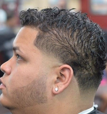 When curly hair is thin hair hairstyles for men with thin hair