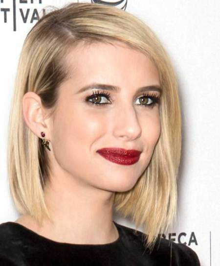 classy short blonde hairstyles and haircuts