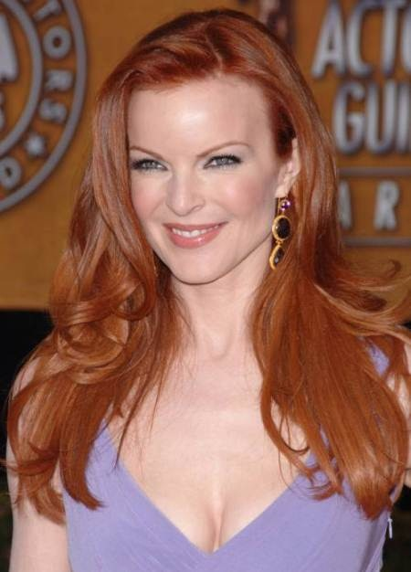 ginger shades of red hair shades of red hair for women