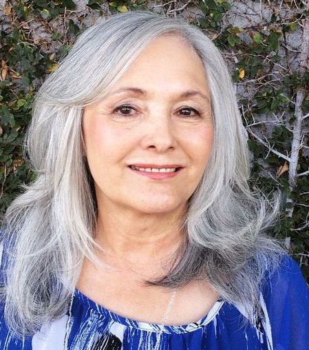 long layered hairstyles and haircuts for women over 70
